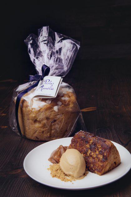 Le Pastis d'Amélie façon pain perdu