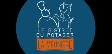 Logo ROND – Le Bistrot x La Meunière (1)